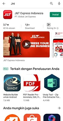 JT Express Indonesia