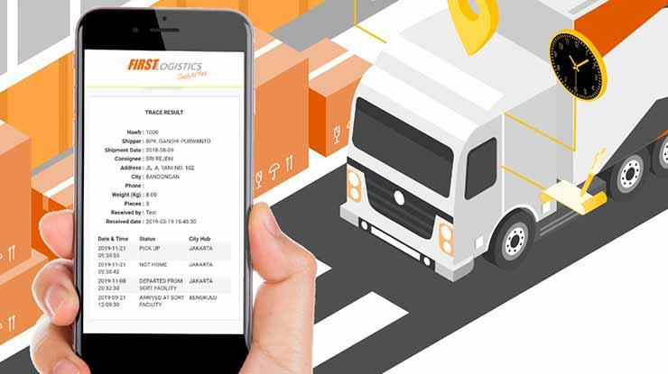 Review Kelebihan First Logistics