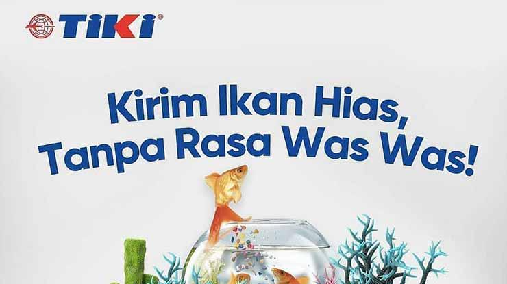 Kirim Ikan Lewat TIKI