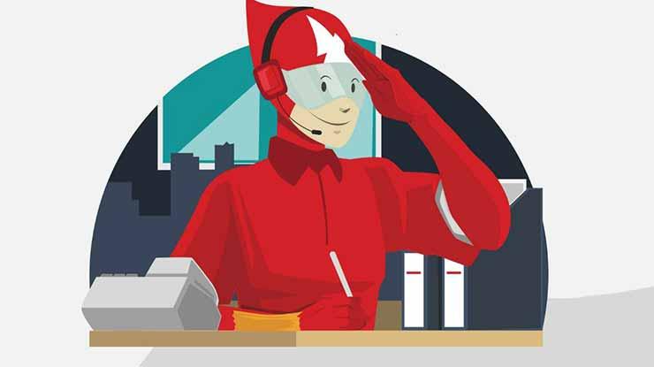 Cara Komplain Lewat Call Center SiCepat