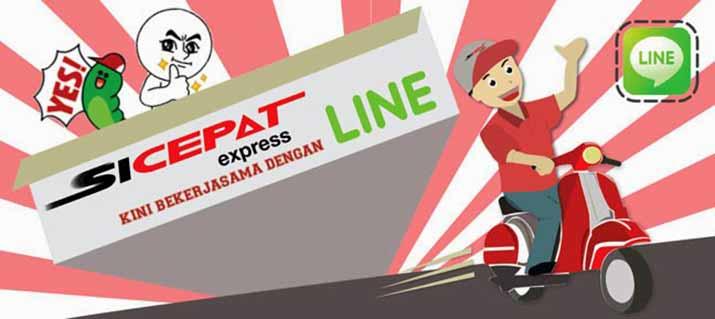 Cara Komplain Lewat LINE SiCepat