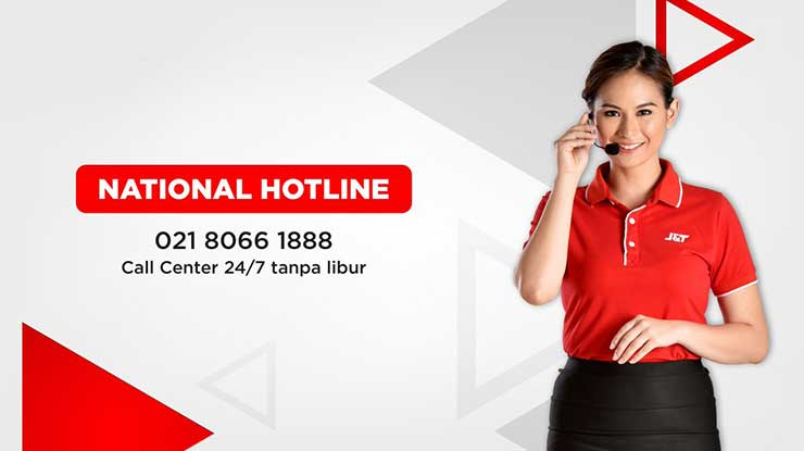 Cara Komplain ke Nomor Call Center JT