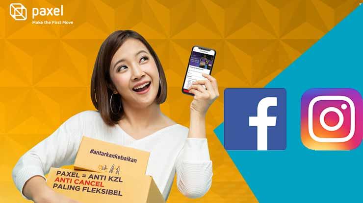Komplain Lewat Sosial Media Paxel