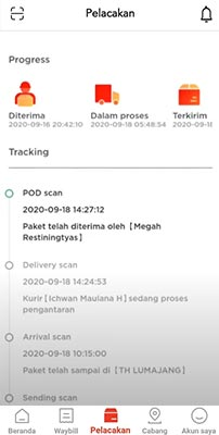 tracking 1