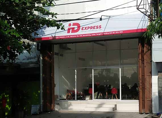 Komplain ke Kantor IDExpress