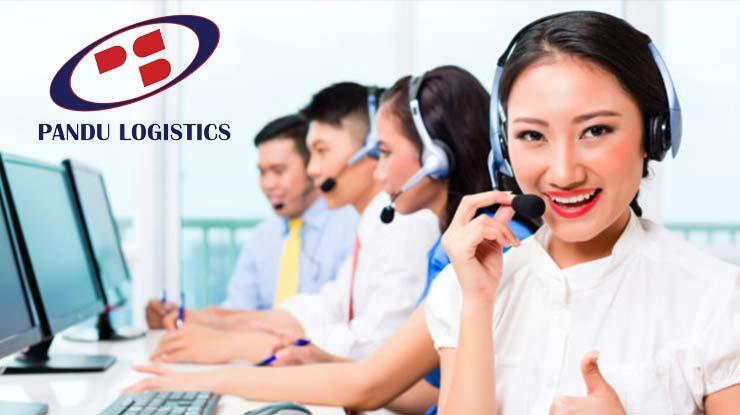 Komplain Pandu Logistics Lewat Call Center