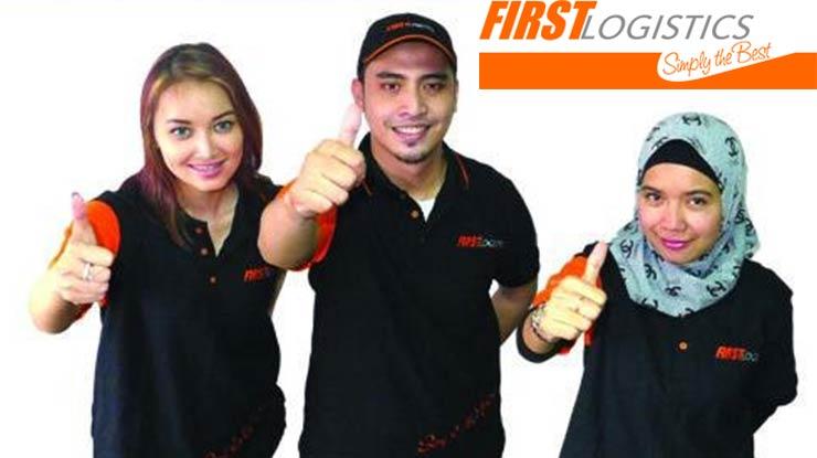 Lewat Call Center First Logistics