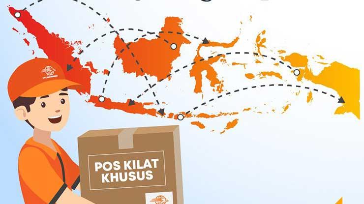 Layanan Unggulan POS Indonesia