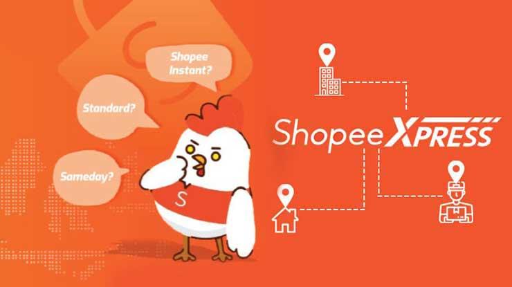 Layanan Unggulan Shopee Express