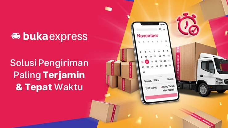call center buka express
