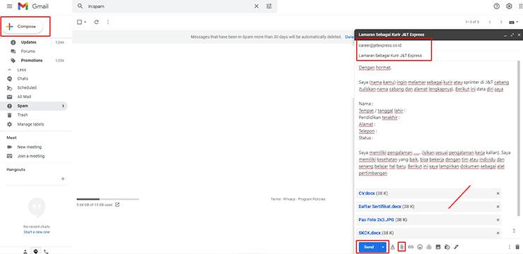 Cara Daftar Kurir JT Online