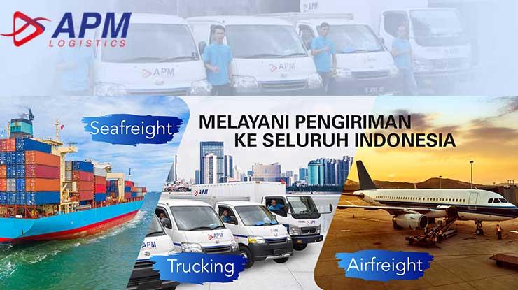 Layanan APM Logistic