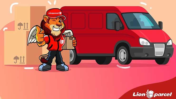 Layanan Unggulan Lion Parcel