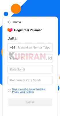 lex.co .id daftar online