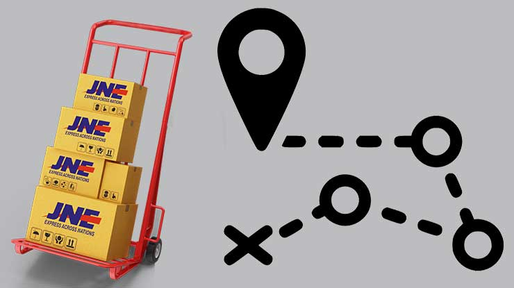 Cara Mengatasi Paket JNE Tidak Bergerak