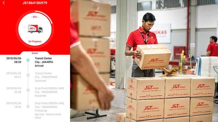 Cara Mengatasi Paket JT Tidak Bergerak