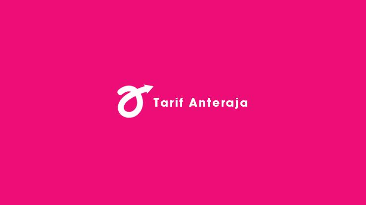 Tarif Anteraja