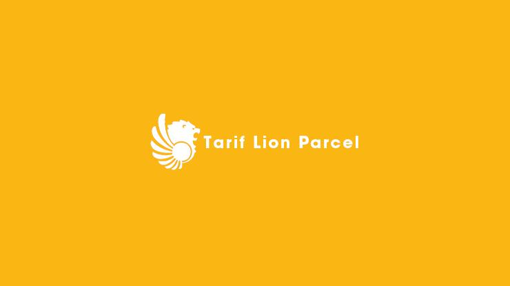 Tarif Lion Parcel