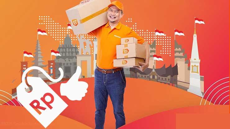 daftar Tarif Paket POS Indonesia Lengkap