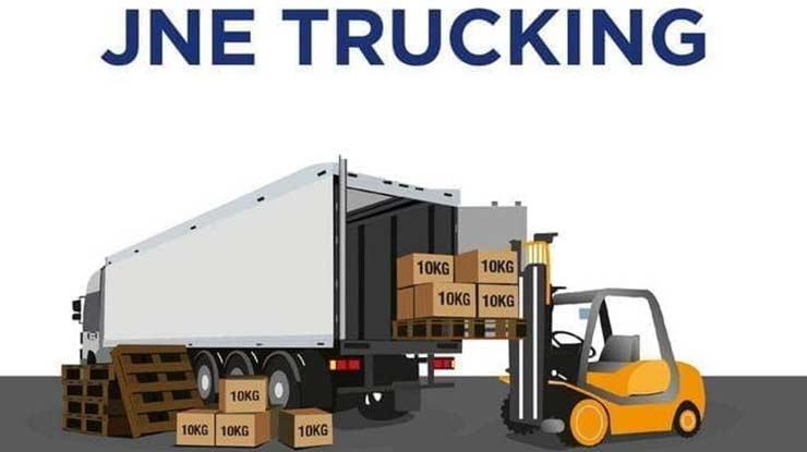 Apa itu JNE Trucking