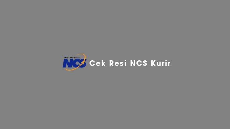 Cek Resi NCS Kurir
