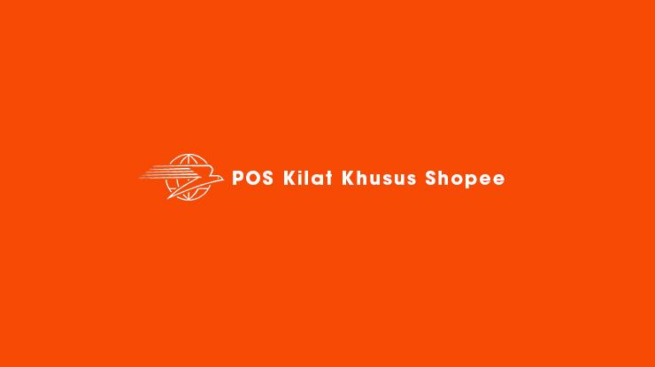 POS Kilat Khusus Shopee