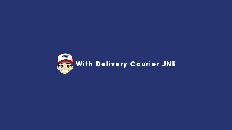 With Delivery Courier JNE