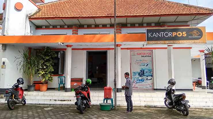 kirim motor via pos indonesia
