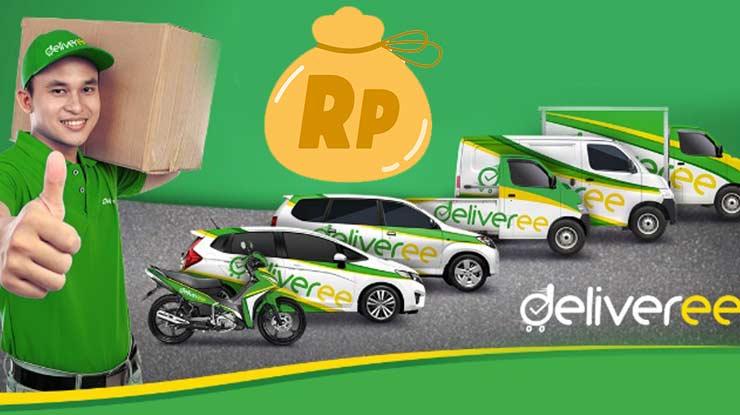 Tarif Deliveree Per KM