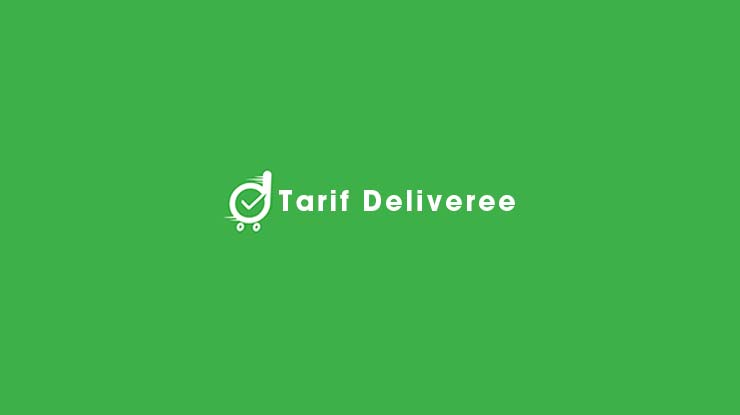 Tarif Deliveree